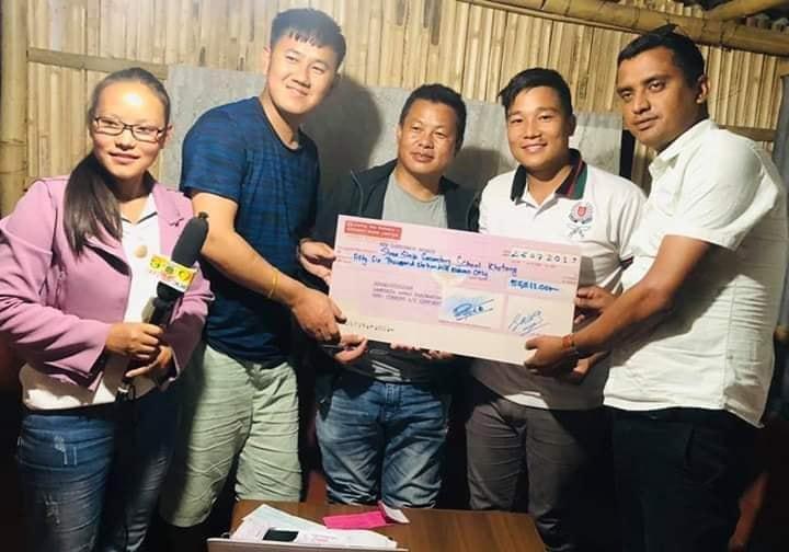 Helping Hands For Simle School Aiselu Kharka Khotang