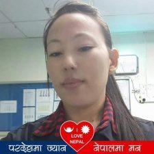Shanti Tilung Rai